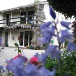 garden house b and b accommodation Mylor Falmouth