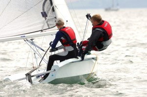 Level 3 Mylor Sailing School Falmouth Cornwall