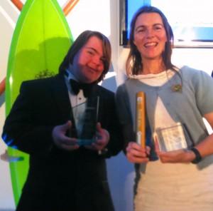 Mylor Sailability Awards Cornwall