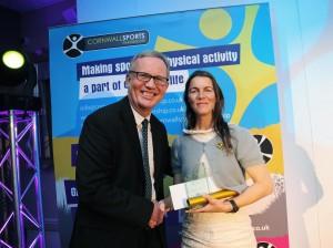 Sport England Executive Mylor Sailability Awards
