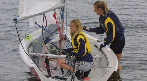 Level 1 sailing course Mylor