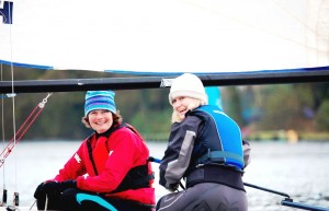 RYA Level 2 sailing Falmouth Mylor