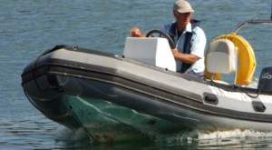 Mylor Powerboat course