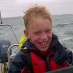 Ben at Sailability Mylor