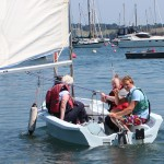 Sunny Sailing in Mylor