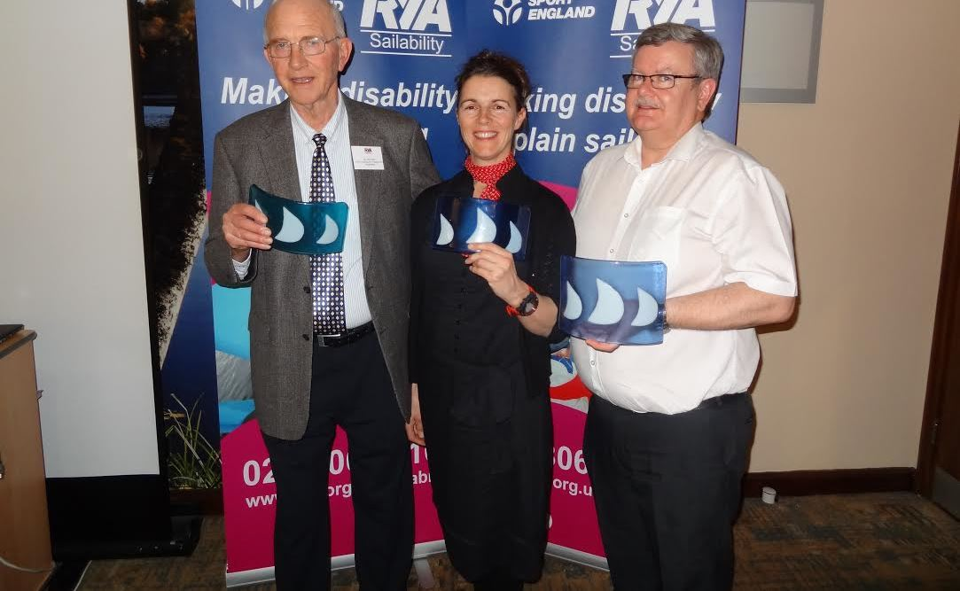 RYA Mylor Sailing school awards Falmouth Cornwall