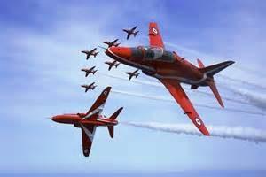 Mylor Sailability Red Arrows