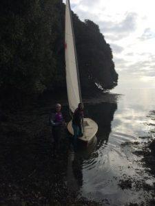 quadrathlon Mylor Sailability Falmouth sailing