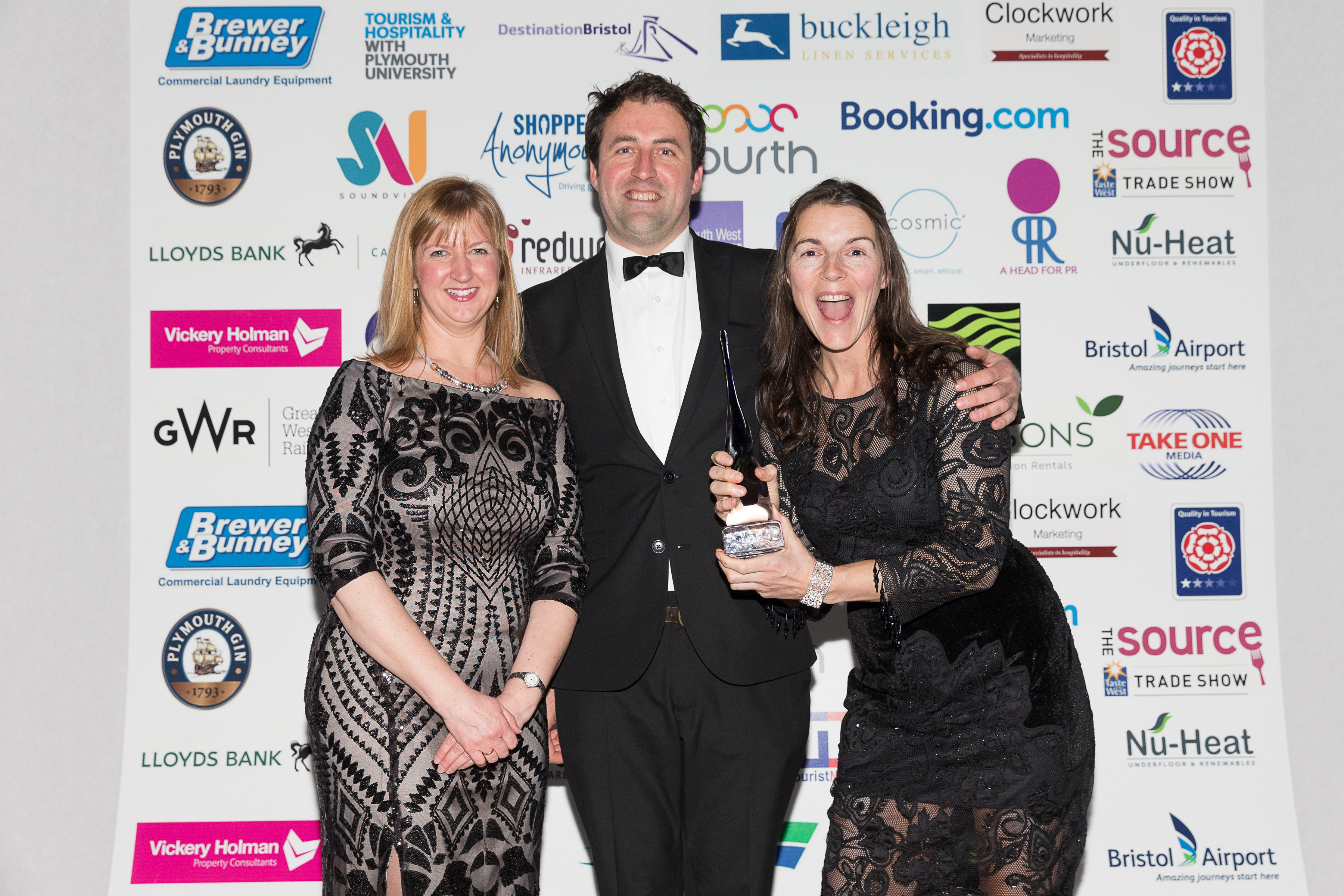 SW Award Tourism Mylor Sailing School Falmouth