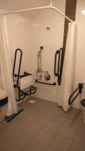 Mylor Accessible shower