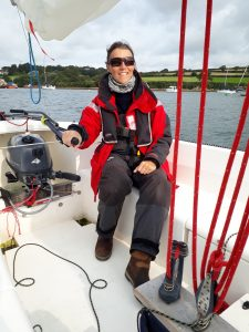 hawk 20 mylor sailability
