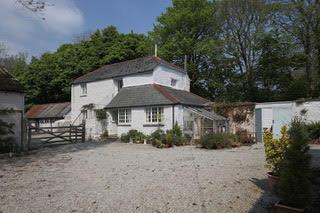 Albion Cottage in Mylor Bridge Cornwall