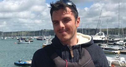 Meet the team. Ryan Linthwaite. Mylor sailing School. Falmouth.