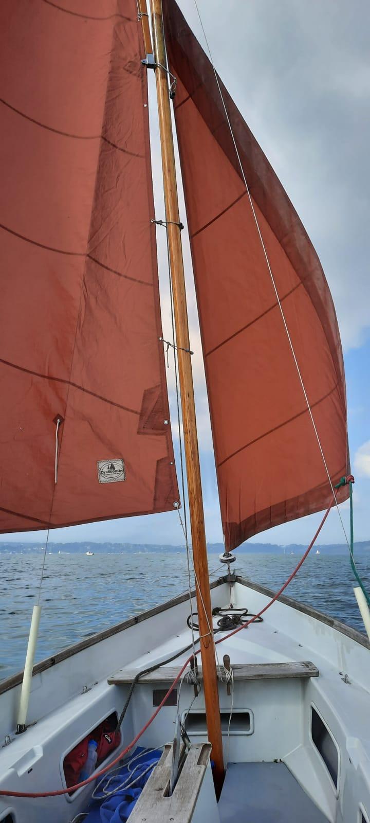 Drascombe Longboat